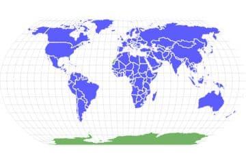 Ant Locations