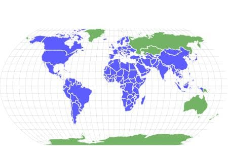 Armyworm Locations
