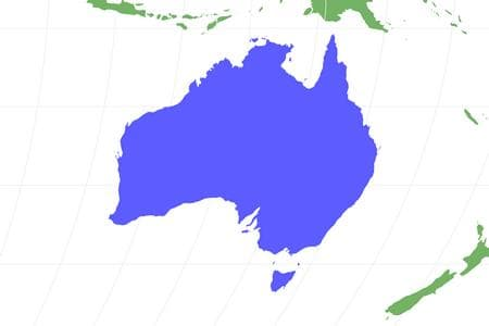 Australian Gecko Locations