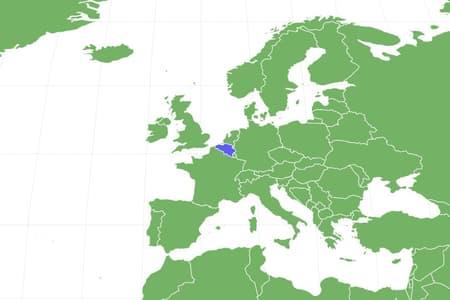 Belgian Tervuren Locations