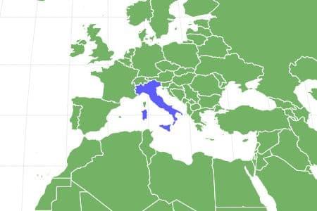 Bergamasco Locations