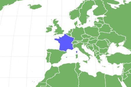 Blue Picardy Spaniel Locations