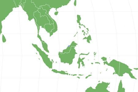 Borneo Elephant Locations