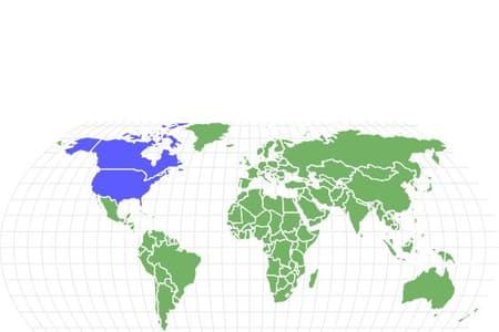 Canada Lynx Locations