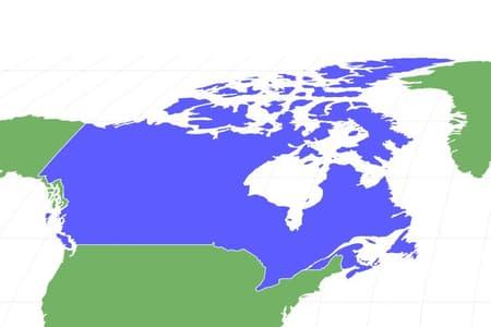 Canadian Eskimo Dog Locations