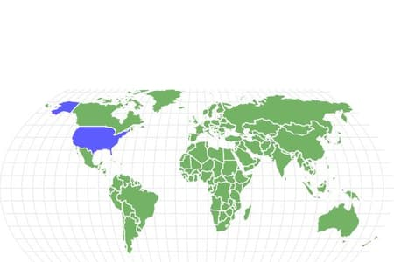 Carolina Dog Locations