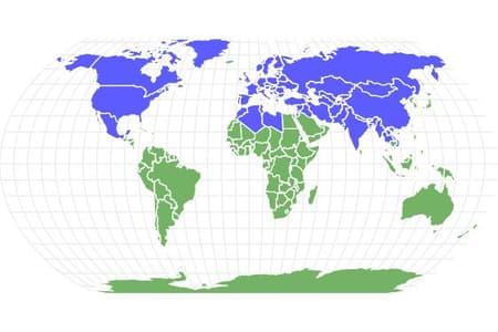 Common Raven Locations