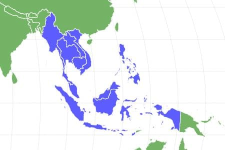 Crab-Eating Macaque Locations