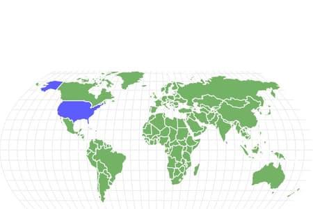 Dalmador Locations