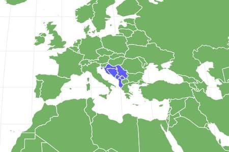 Dalmatian Locations
