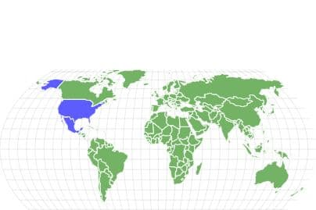 Eastern Fence Lizard Locations