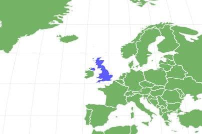 English Foxhound Locations