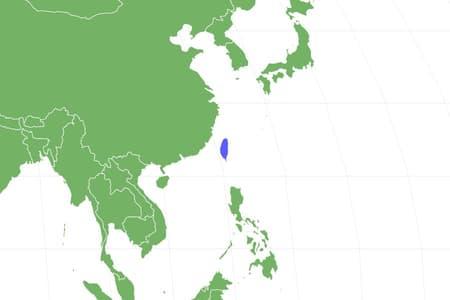Formosan Mountain Dog Locations
