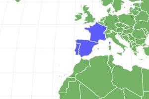 Genet Locations