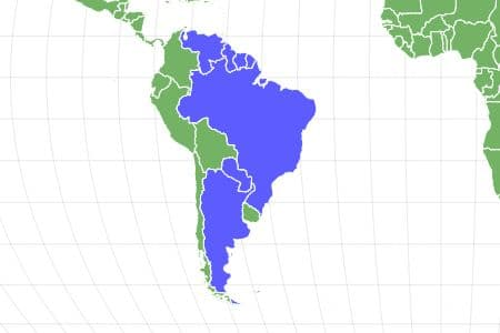 Giant Armadillo Locations
