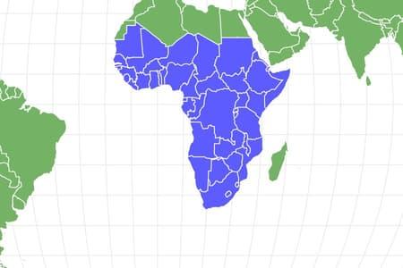 Hippopotamus Locations