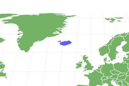 Icelandic Sheepdog Locations