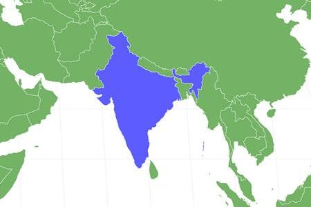 Indian Giant Squirrel Locations