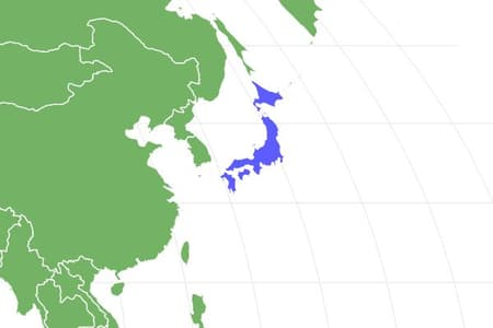 Japanese Spitz Locations