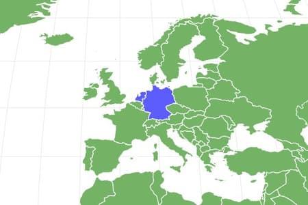 Keeshond Locations