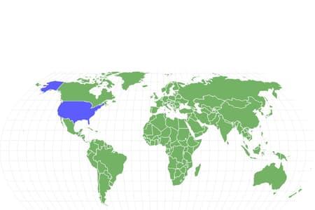 Labradane Locations