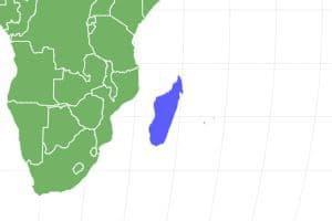 Mantella Frog Locations
