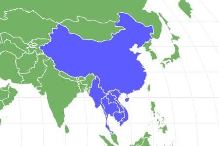 Mekong Giant Catfish Locations