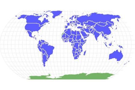 Moth Locations