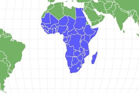 Nile Crocodile Locations
