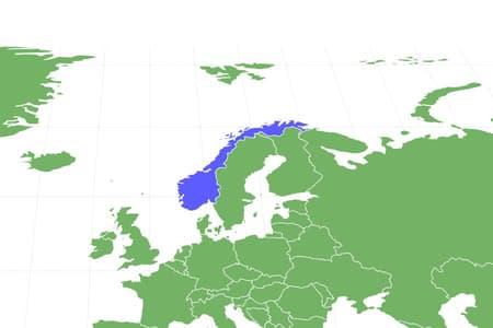 Norwegian Elkhound Locations