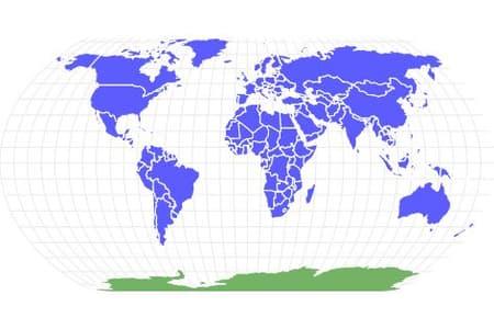 Orb Weaver Locations
