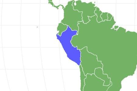 Peruvian Inca Orchid Locations