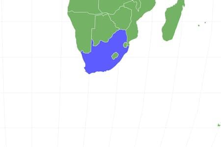 Quagga Locations