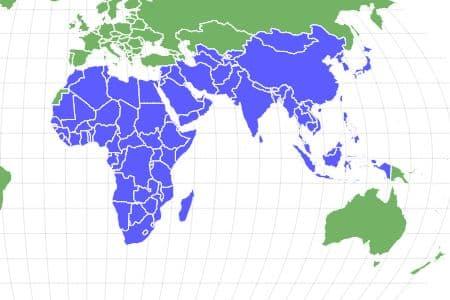 Rhinoceros Locations