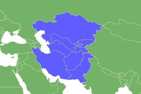 Russian Tortoise Locations