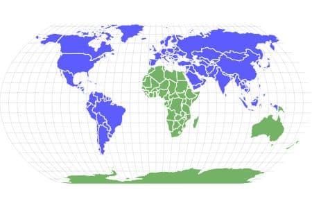 Salamander Locations