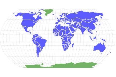 Scorpion Locations