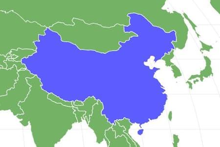 South China Tiger Locations