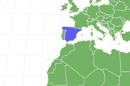 Spanish Mastiff Locations