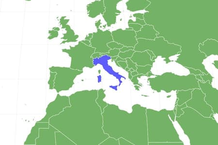 Spinone Italiano Locations