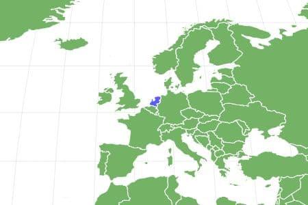 Stabyhoun Locations