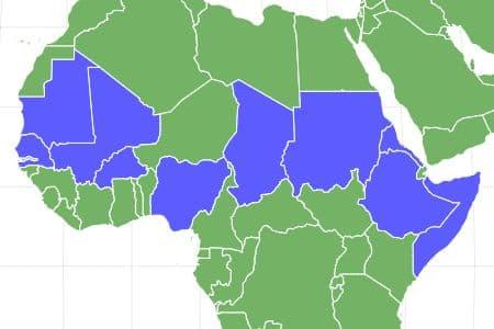 Sulcata Tortoise Locations