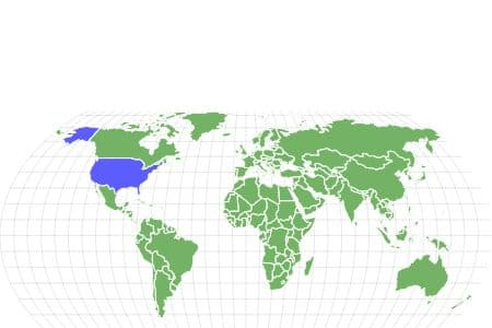 Teddy Roosevelt Terrier Locations