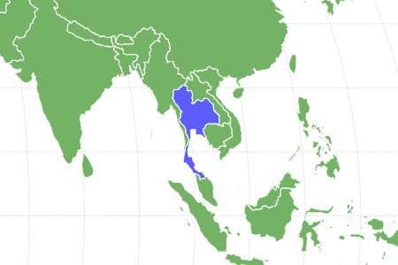 Thai Ridgeback Locations
