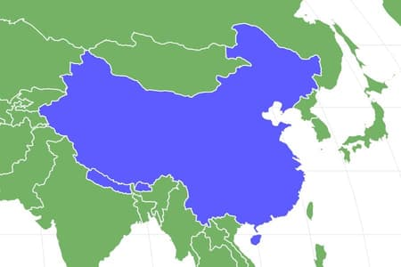 Tibetan Fox Locations