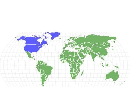 Torkie Locations