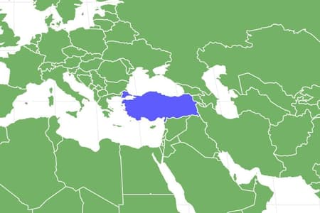 Turkish Angora Locations