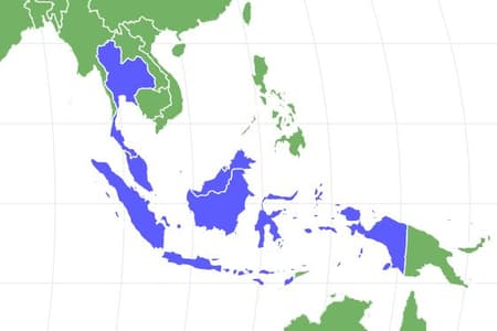 Banded Palm Civet Locations