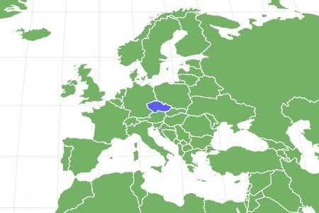 Cesky Fousek Locations