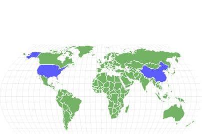 Paddlefish Locations